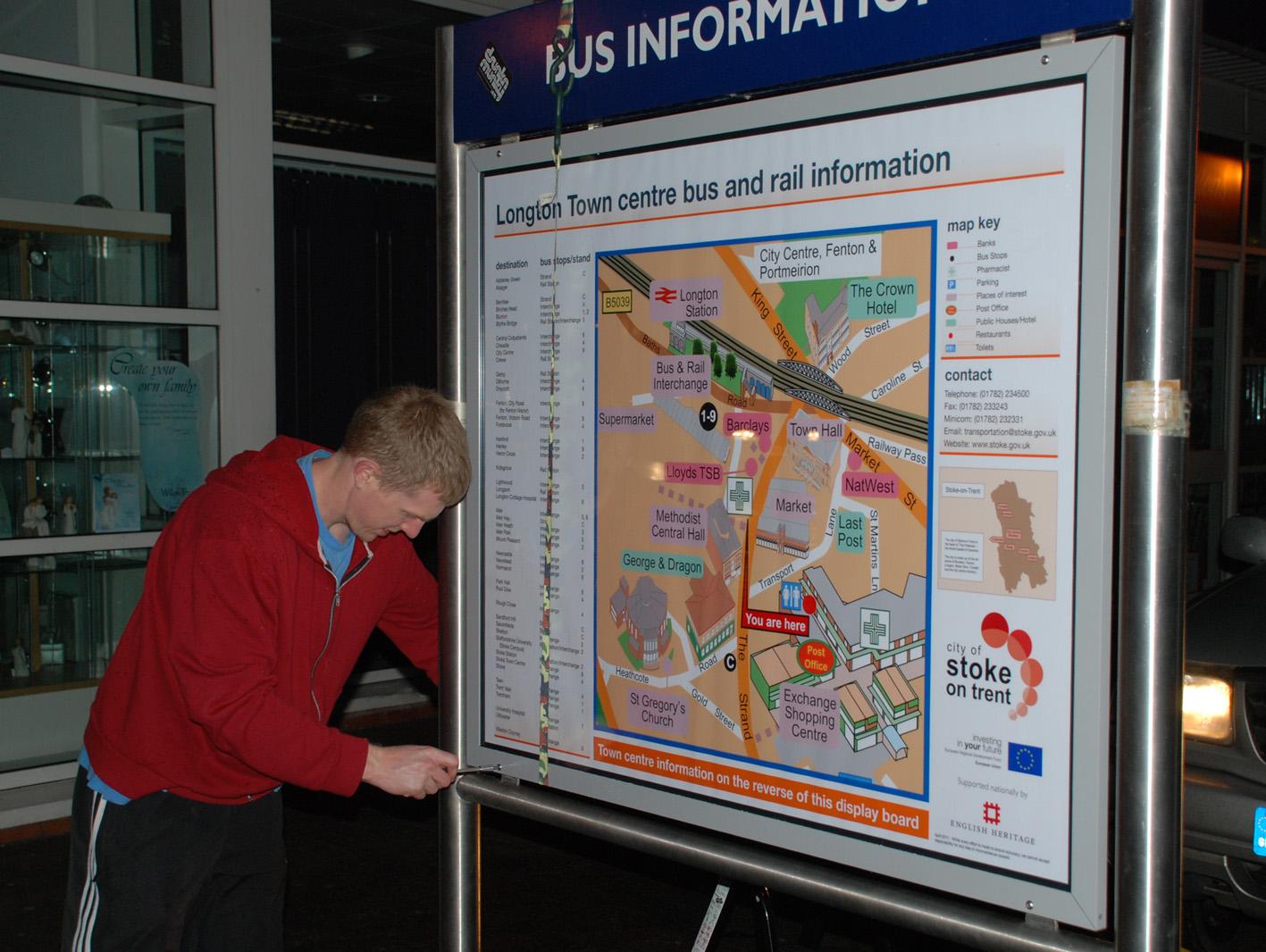 Town Info Centres