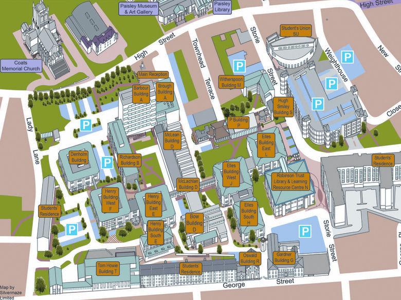 University Mapping