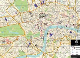 Grange Hotel Map