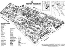 Croydon Mayday Hospital